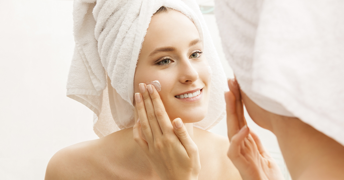 Day moisturiser